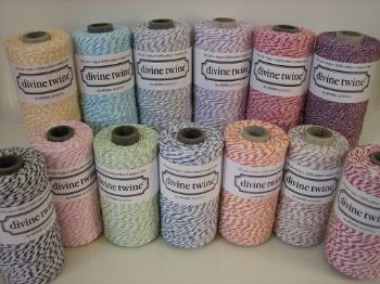 Full Roll/Spool DIVINE BAKERS TWINE 220mts